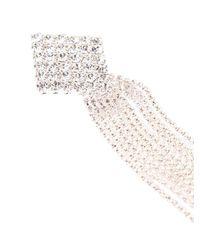 Silvia Gnecchi Metallic Jolene Embellished Earrings