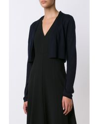 Derek Lam - Blue Long Sleeve Cardigan - Lyst