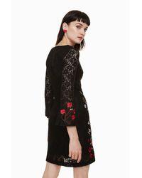 Vestito Vermond di Desigual in Black