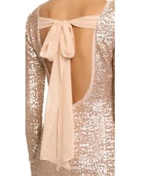 Rachel Zoe | Pink Sequin Mini Dress | Lyst