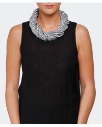 Jianhui | Metallic Pashmina Chain Necklace | Lyst