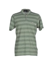 Paul Smith - Green Polo Shirt for Men - Lyst