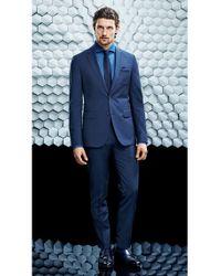 BOSS - Black Woollen Tie: 'tie 6 Cm' for Men - Lyst