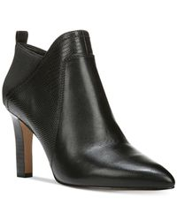 Franco Sarto | Black Karina Booties | Lyst