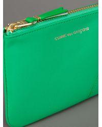 Comme des Garçons - Orange Small Zip Wallet - Lyst