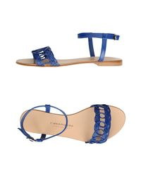 Carlo Pazolini - Blue Sandals - Lyst
