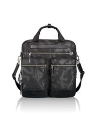 Tumi | Black 'dalston - Ashwin' Tote for Men | Lyst