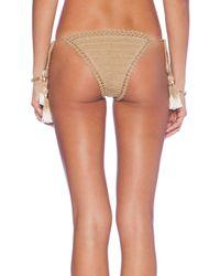 She Made Me | Natural Brazilian Bikini Bottoms | Lyst