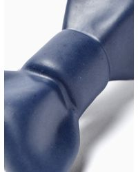 Cor Sine Labe Doli - Blue Ceramic Bow-tie for Men - Lyst