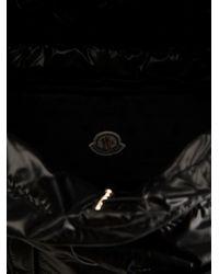 Moncler Black Padded Backpack