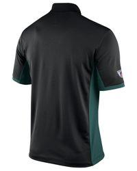 Nike - Black Men's Philadelphia Eagles Team Issue Polo for Men - Lyst