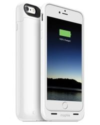 Mophie | White Juice Pack Iphone 6 Plus/6s Plus Charging Case | Lyst