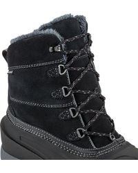 The North Face - Black Chilkat Iii Winter Boots - Lyst