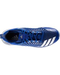 Adidas - Blue Icon Baseball Trainers for Men - Lyst
