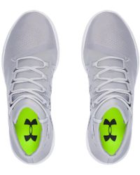 Under Armour Multicolor Street Precision Mid Training Shoes