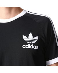 Adidas - Black Originals California T-shirt for Men - Lyst