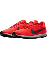 Nike - Red Zoom Streak 6 Track And Field Shoes for Men - Lyst