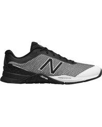 New Balance - White Minimus 40 Training Shoes for Men - Lyst