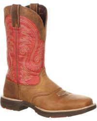 Durango - Multicolor Ultralite Western Boots for Men - Lyst
