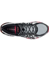 Asics Black Gel-sendai 3 Running Shoes for men