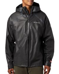 Columbia Black Outdry Ex Reign Jacket for men