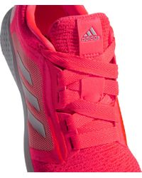 Adidas Pink Edge Lux 4 Running Shoes