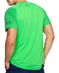 Under Armour Green Mk-1 T-shirt (regular And Big & Tall) for men
