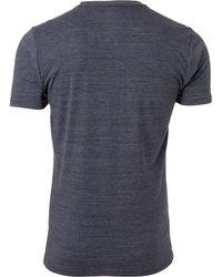 The North Face Blue Seam Tri-blend T-shirt for men