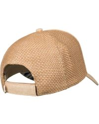 Roxy Natural Incognito Adjustable Hat