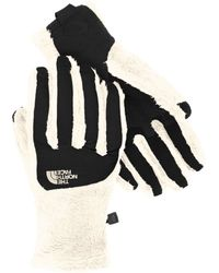 The North Face - Black Denali Thermal Etip Gloves - Past Season - Lyst