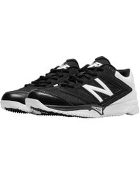 New Balance - Black 4040 V1 Turf Low Softball Trainers for Men - Lyst