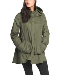 The North Face Green Flychute Jacket