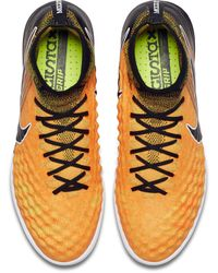 Nike - Orange Magistax Proximo Ii Indoor Soccer Shoes for Men - Lyst