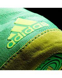 Adidas - Green Adizero Varner Wrestling Shoes for Men - Lyst