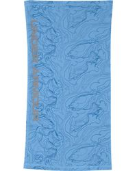 Under Armour - Blue Adult Fish Neck Gaiter - Lyst