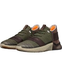 Under Armour Green C1n Lux Training Shoes for men