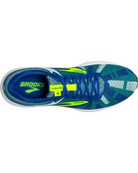 Brooks Blue Launch 6 Running Shoes for men