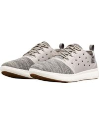 Under Armour Gray Charged 24/7 Low Shoes for men