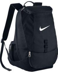 Nike Blue Club Team Swoosh Soccer Backpack