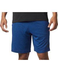Adidas Blue Contender Shorts for men