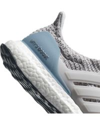 Adidas Gray Ultraboost Running Shoes