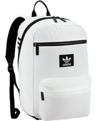 Adidas Multicolor Originals National Plus Backpack for men