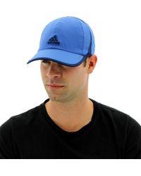 4592dd72e48 Lyst - adidas Adizero Adjustable Cap in Blue for Men