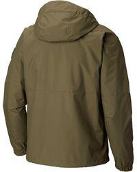 Columbia Green Helvetia Heights Jacket for men