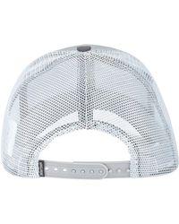 Marmot Gray Ig Slab Trucker Hat for men