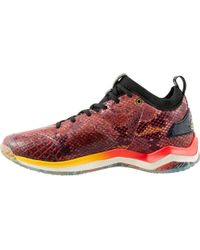 Adidas - Red Icon Atlanta Baseball Trainers for Men - Lyst