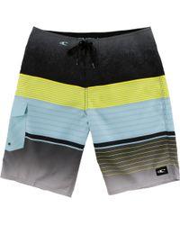 72506e1961 Lyst - O'neill Sportswear Lennox 21'' Board Shorts in Blue for Men