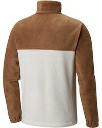 Columbia Multicolor Steens Mountain Full Zip Fleece Jacket for men