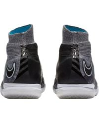 Nike - Gray Hypervenomx Proximo Ii Dynamic Fit Indoor Soccer Shoes for Men - Lyst