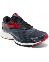 Brooks Gray Launch 4 Running Shoes for men